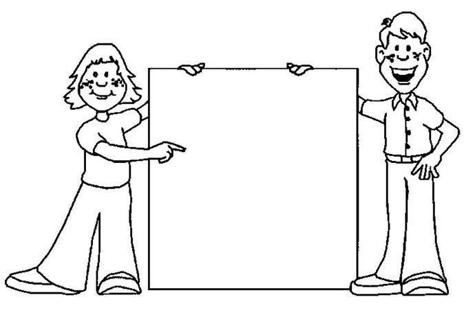 Dibujos para el Día del Padre para colorear e imprimir