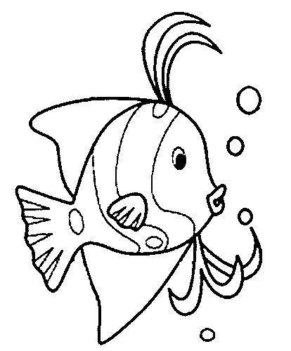 dibujo de pez