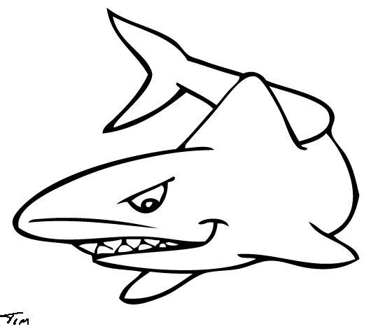 likewise Godzilla Coloring Pages likewise Ausmalbild Haie 2 in addition Simple Drawings Pages For Kids also Great White Shark Drawings Step Step. on scary coloring pictures of sharks